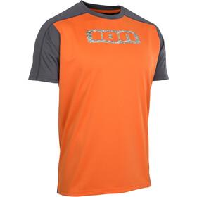ION Traze Camiseta Manga Corta Hombre, naranja
